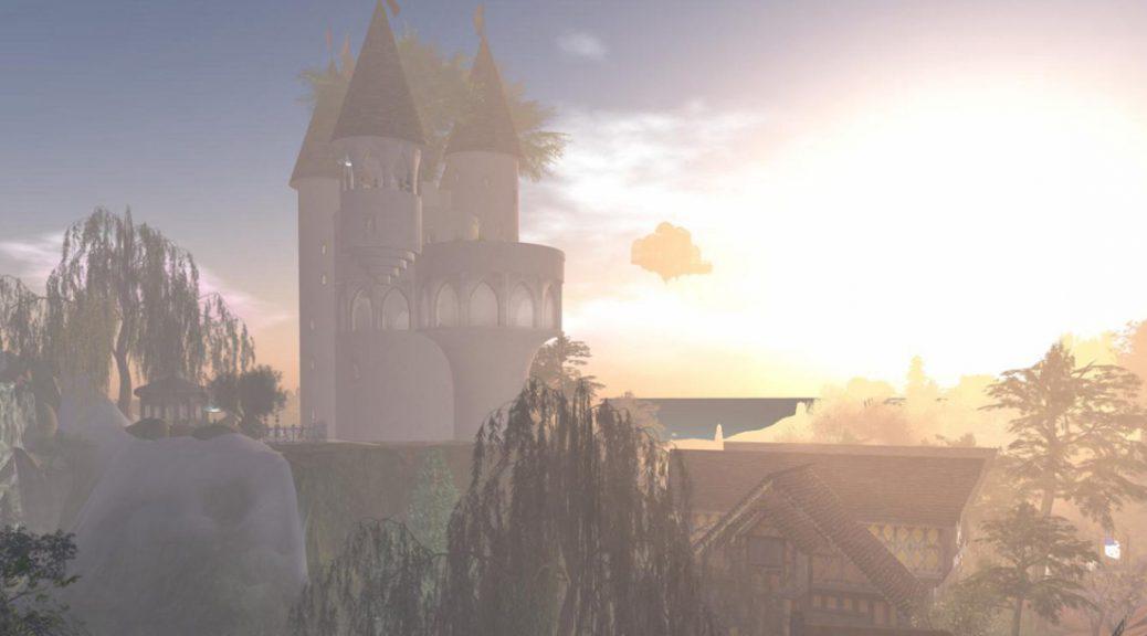 Faery Crossing Castle