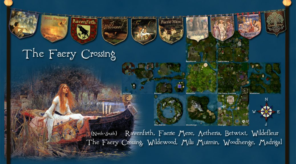 Faery Crossing Lands