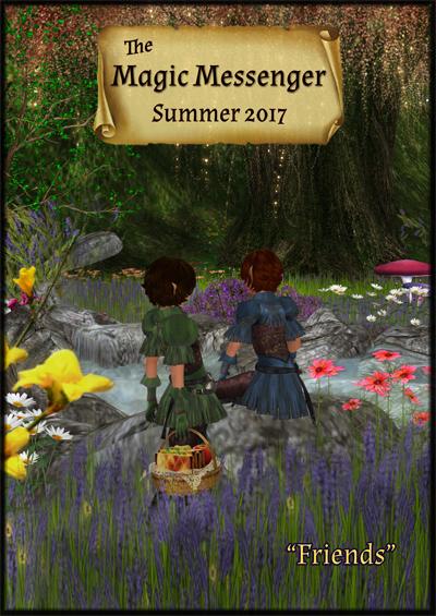 The Magic Messenger Summer 2017
