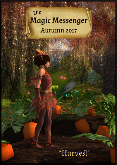 Magic Messenger Autumn 2017